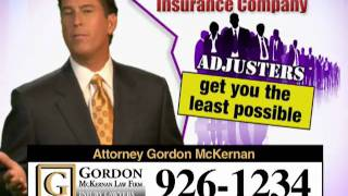 Baton Rouge Car Wreck & 18 Wheeler Attorney - Gordon McKernan - Another Great Reason #14