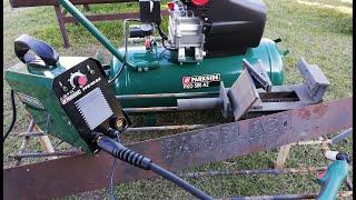 Przecinarka Plazmowa Pps 40 B2 Parkside Vs Kompresor Parkside Pko 500 A2 Jest Ok Youtube