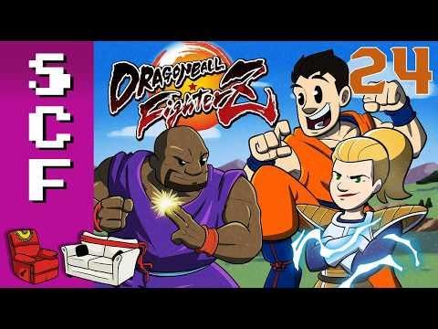 """Dragon Ball FighterZ (Story Mode) - Part 24: """"Goku Ex Machina!"""" Featuring Dodger!! SCF: AM!"""
