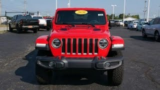 2020 Jeep Wrangler Unlimited Rubicon For Sale | 29250T