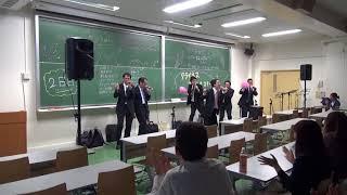 ナウい昭和の流行歌をアカペラで歌う「リストラーズ」です。 '17年10月...