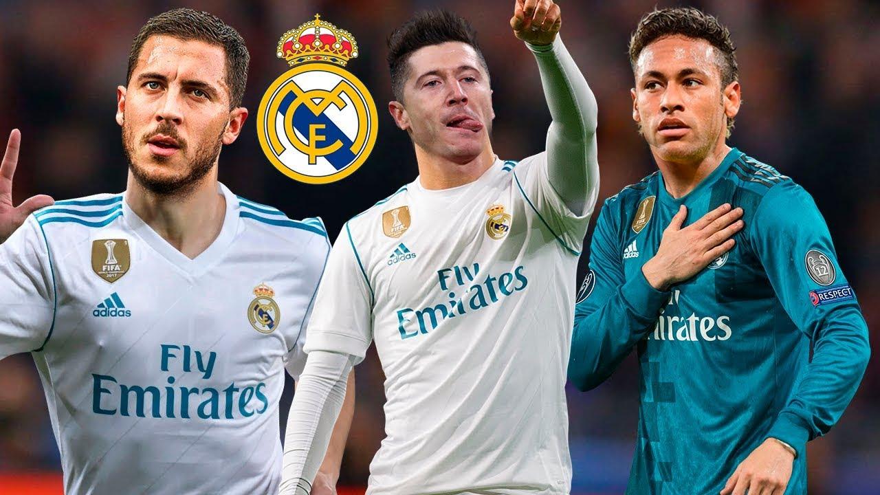 83d7ac4eac8d4 RUMORES Y FICHAJES REAL MADRID TEMPORADA 2018 2019 - YouTube
