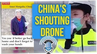 China's Using Drones to Shout …