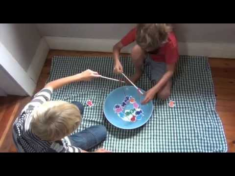 How To Make Your Own Magnetic Fishing Party Game