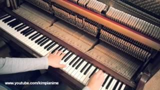 [1000 subs] Kanade(奏) [Full ver.] - Isshuukan Friends ED {Piano} (카나데(奏) - 일주일간 친구)