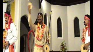 Telugu Christian Burra Katha - Dhaveedu Charithra by Telugu Church of New Zealand