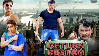 Return Of Rustom - Dubbed Full Movie | Hindi Movies 2016 Full Movie HD - Darshan, Rakshita