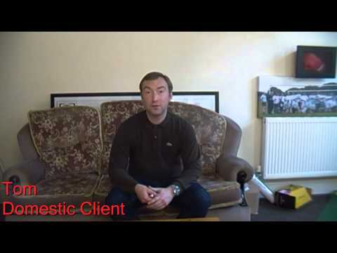 ShineThrough Cleaning Services Promo Video/Testimonials