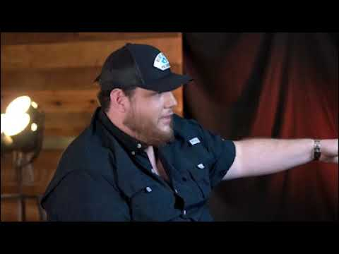 Michael J. - Luke Combs says BEER Caused Him to Lose a Bet and Talks about Drunk Dialing