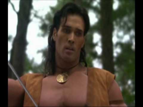 Mike O'Hearn - The Next Scorpion King?
