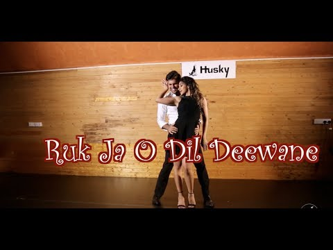 Ruk Ja O Dil Deewane   DDLJ   Bollywood Dance   Shahrukh Khan  London