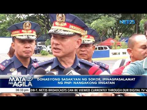 PNP, nakatanggap ng 130 na bagong patrol cars mula sa South Korea