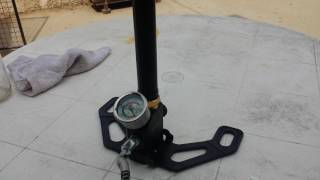 Air venturi G6 hand pump review.