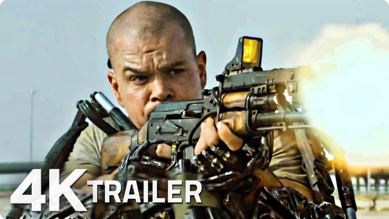 ELYSIUM Trailer - Deutsch German | 2013 Official Film [Ultra-HD]