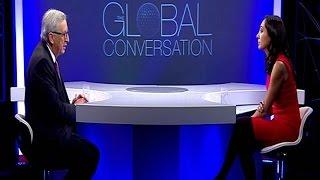 Жан Клод Юнкер  «Европа должна воздержаться от поучений Турции по проблеме мигрантов»