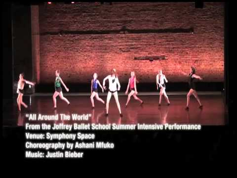 """A Happy Hour Tap Dance Jam, Ephrat """"Bounce"""" Asherie, & The Dance Theatre of Harlem"""