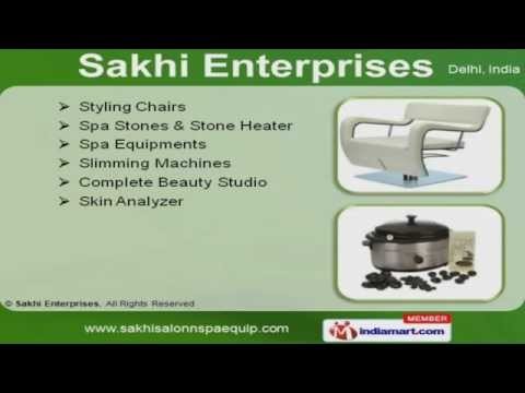 Salon Equipments By Sakhi Beauty Concepts, New Delhi
