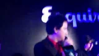 ERASERHEADS performs Sembreak @ Esquire Magazine Launch (Sept. 2014)