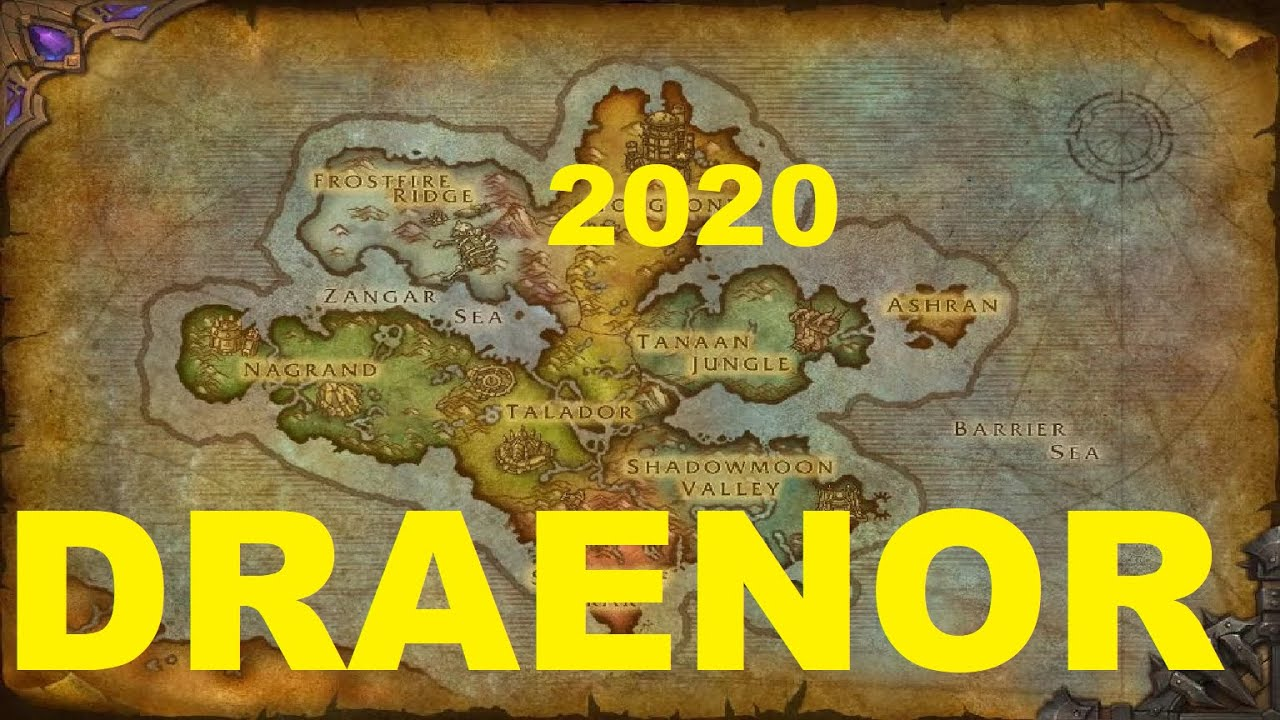 Image result for Draenor From org