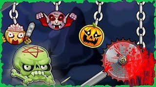 Roly Poly Monsters Skull King Mobile Game Level (1-20)