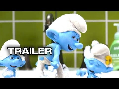 Smurfs 2 Official Theatrical Trailer #2 (2013) - Neil Patrick Harris Animated Movie