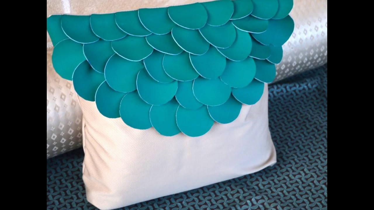 tutorial cuscino d 39 arredo fai da te decorative pillow