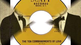 FRONTIERS FEAT. ROGER KOOB - SMILE / THE TEN COMMANDMENTS OF LOVE - SCATT 15045 - 1966