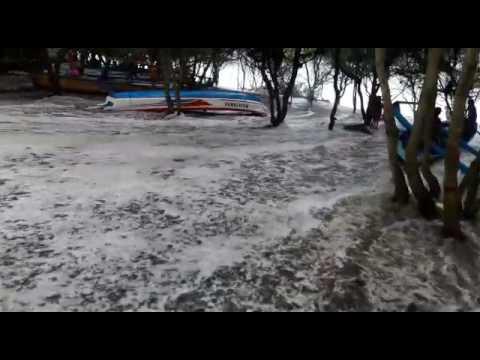 Suasana Di Pantai Kuwaru Samas Bantul Yogyakarta Youtube