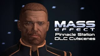 Mass Effect Cutscenes | Pinnacle Station DLC