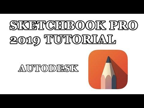 Tutorial De Sketchbook  2019 Todo Lo Básico Español