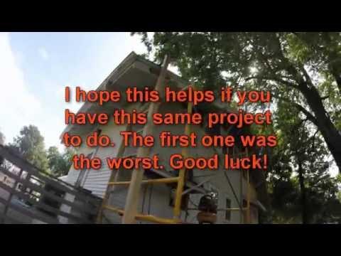 Corbel Repair - Roof Support Repair