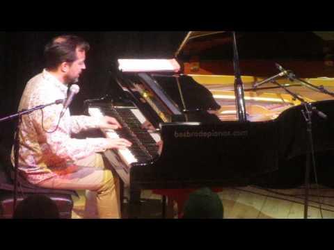 """Jason Rebello solo - @Seven Arts 18-5-17 """"Wind in the Willows"""""""