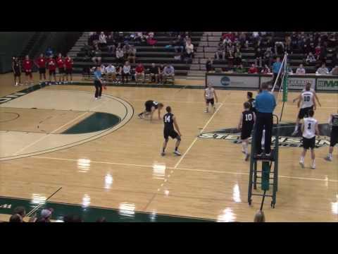 Men's Volleyball vs Rutgers-Newark CVC Championship
