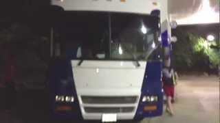 Andy Grammer Tour Videos - Tour Bus Breakdown