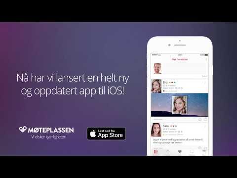 Møteplassens nye iOS-app er lansert!