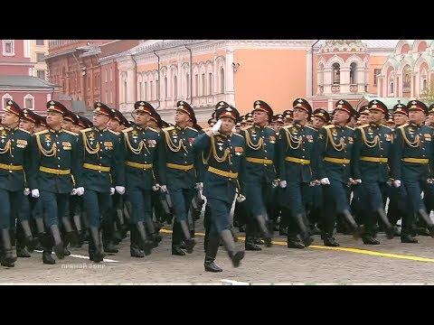 Russian Army Parade, Victory Day 2019 Парад Победы