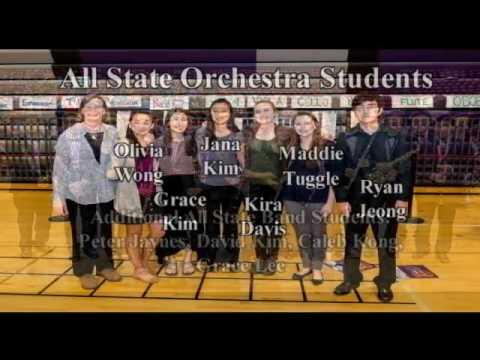 Ames High School Awards Video 2017