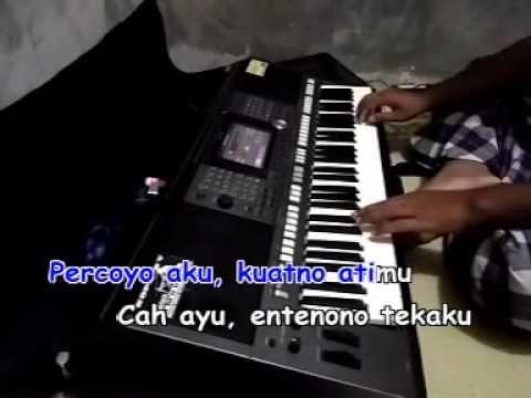 Layang Kangen Karaoke Yamaha PSR
