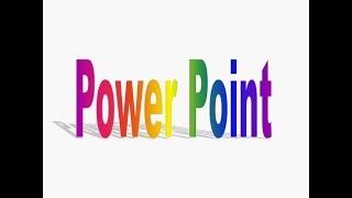 powerPoint  Работа с текстом в PowerPoint