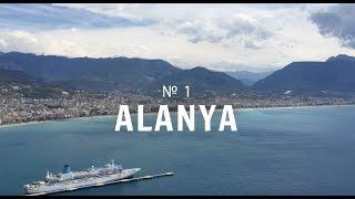 1. Alanya - Turkey