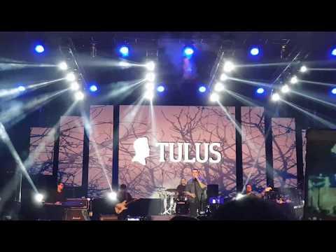 KONSER JATIM FAIR 2018 SURABAYA - TRENDING - TULUS | JANGAN CINTAI AKU APA ADANYA