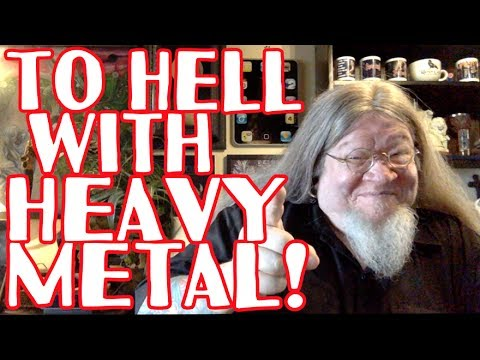 """To Hell With Heavy Metal"" Pastor Bob DAILY!"