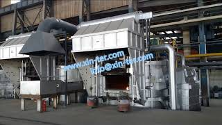 64   Round Type Furnace for Aluminium Rod