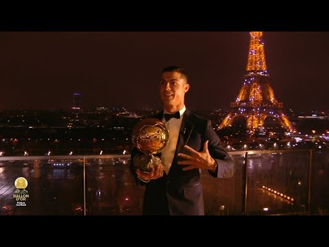 Cristiano Ronaldo - Ballon D'or Gala 2017 [FULL] HD 1080i