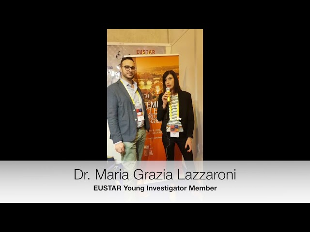Dr. Maria Grazia Lazzaroni interview at EULAR 2019