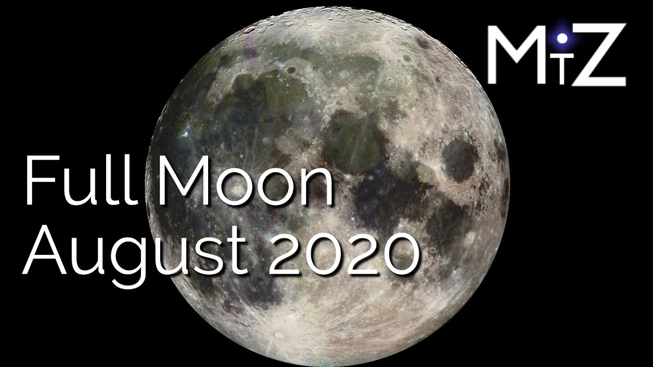 Full Moon Monday August 3rd 2020   True Sidereal Astrology
