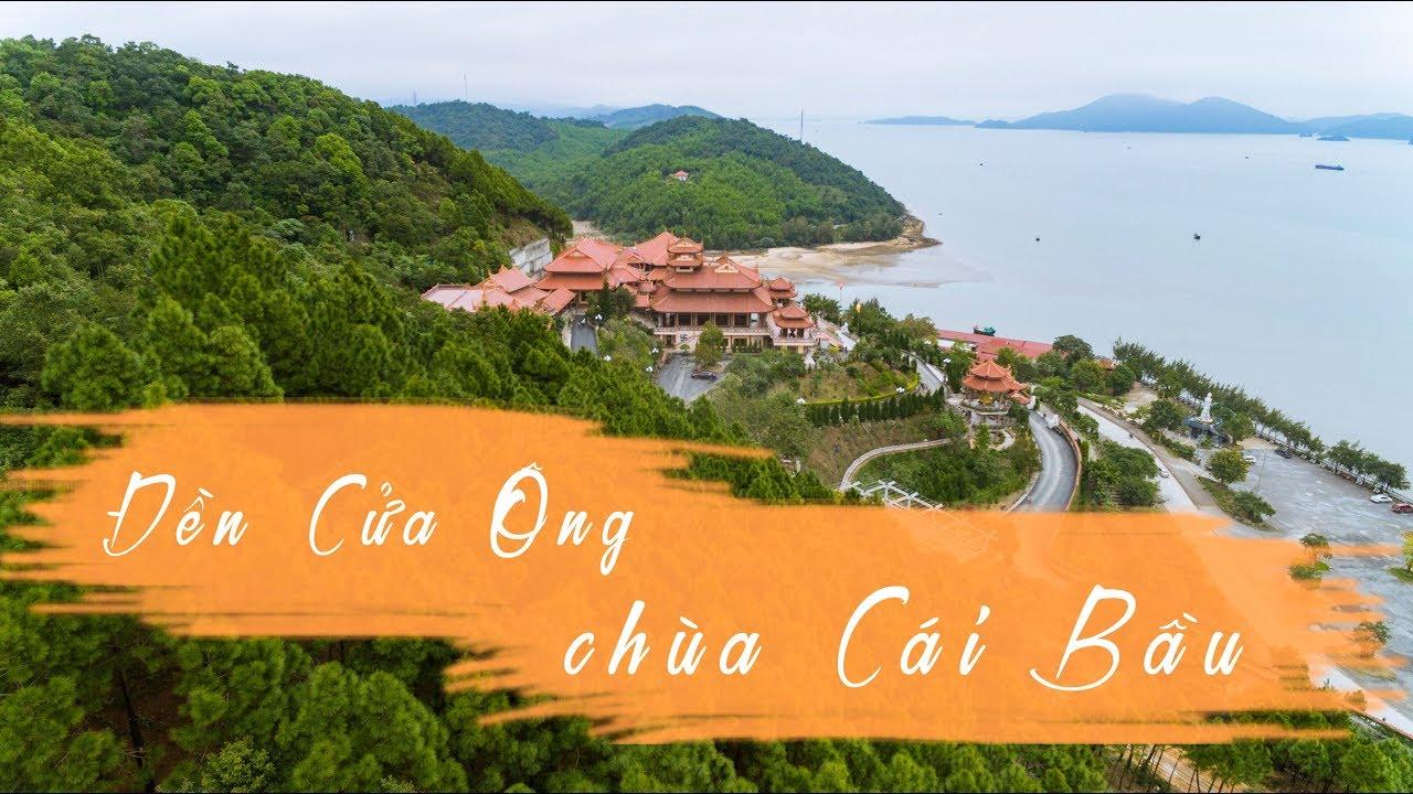 Đền Cửa Ông – Chùa Cái Bầu Quảng Ninh – Ngôi Đền Hướng Biển Đẹp Nhất Việt Nam