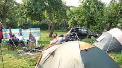 Camping! Byecross Farm, Hay on Wye