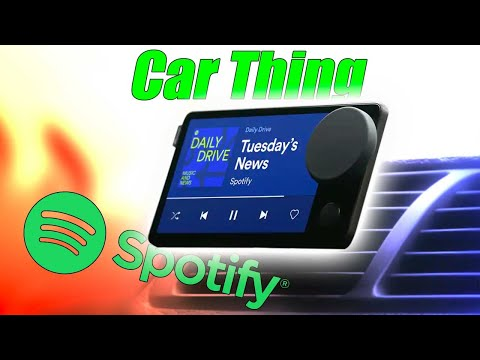 Get Your Spotify CAR THING For FREE! - Look!