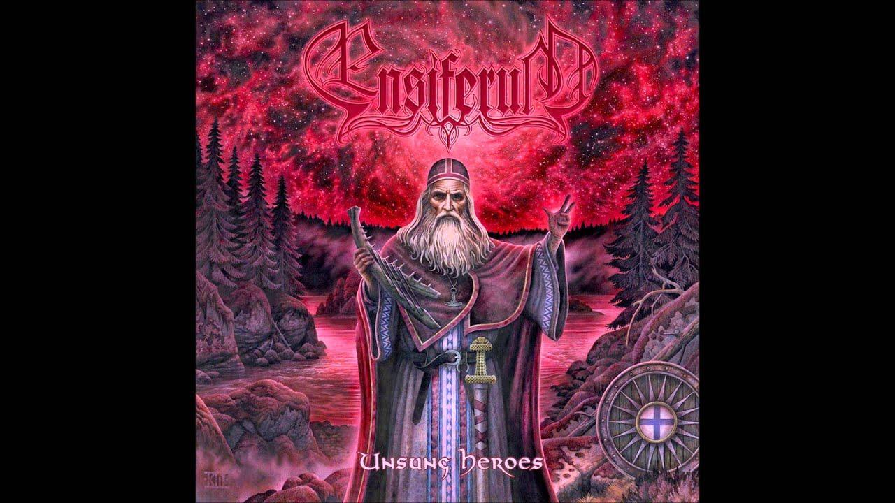 Ensiferum - Burning Leaves Lyrics | MetroLyrics